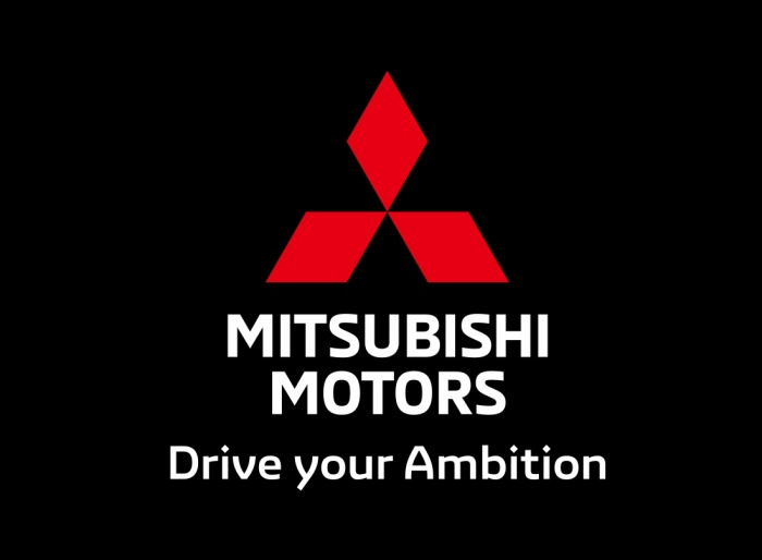Mitsubishi Motors Logo (black)