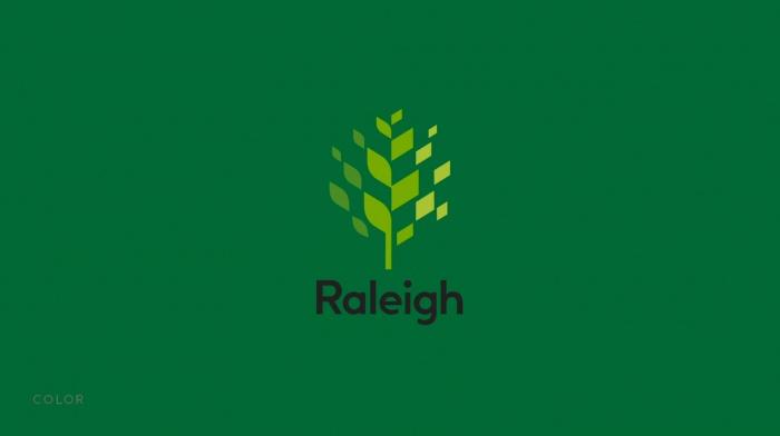 Raleigh Logo Color