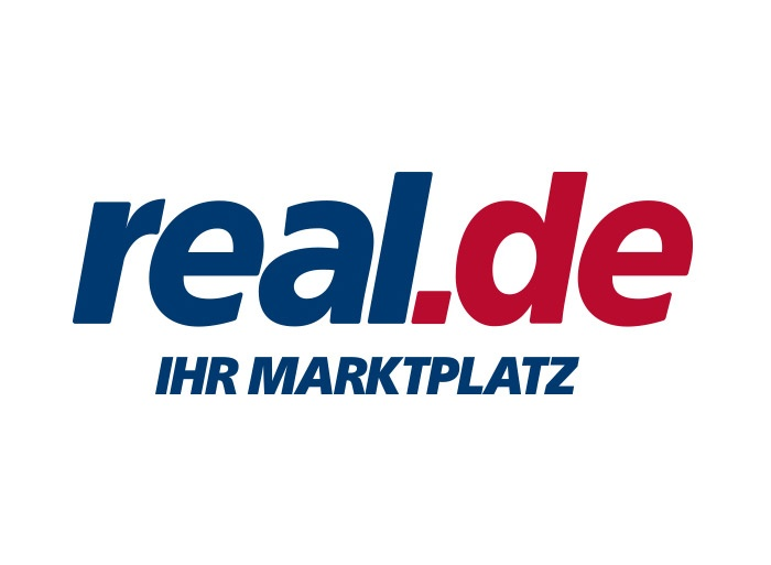real.de Marktplatz Logo