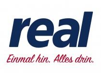 real Logo – Einmal hin. Alles drin.