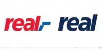 real Logo – vorher und nachher