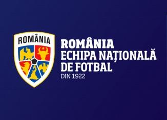 Romania Footballteam Logo