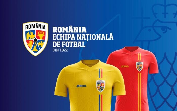 Rumänische Fußballnationalmannschaft Trikot