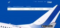 Utair Website