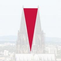 Kölner Dom – Winkel der Türme
