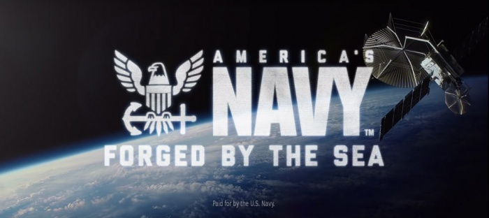 NAVY – Forged By The Sea Video