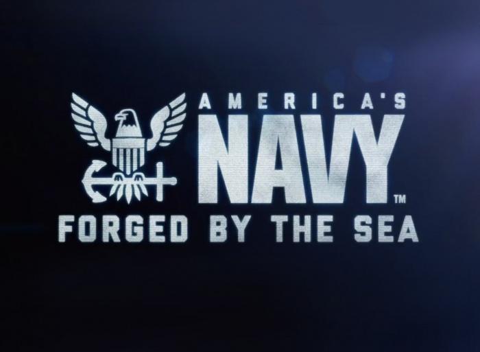 """""""Forged by the Sea"""" – US NAVY wirbt mit neuem Slogan und neuem Logo"""