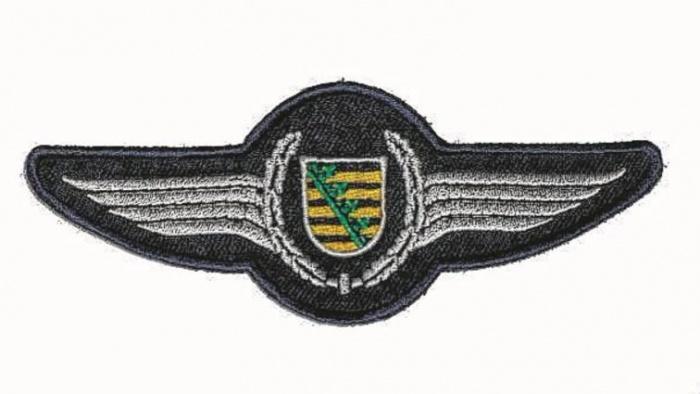 Polizei Sachsen SEK Emblem