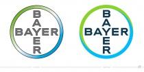 Bayer Logo – vorher und nachher