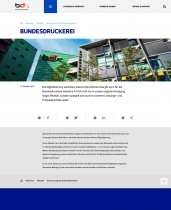 Bundesdruckerei Website