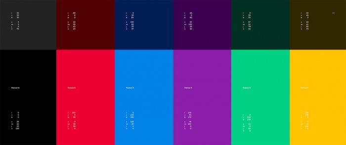France Télévisions Color System