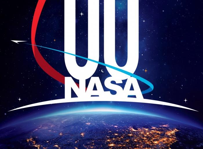 NASA 60 Logo