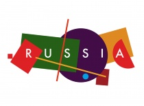 Russland Tourismusmarke Logo