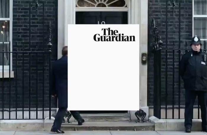 The Guardian Branding