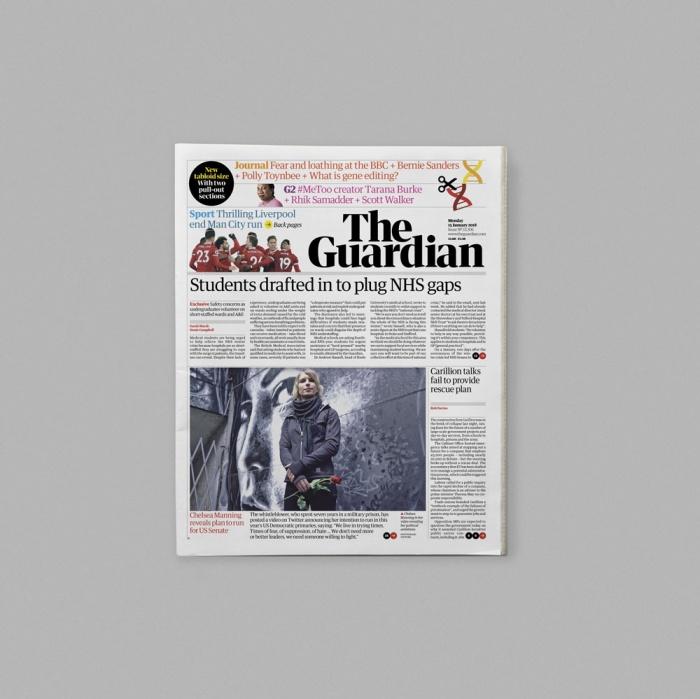 The Guardian Design
