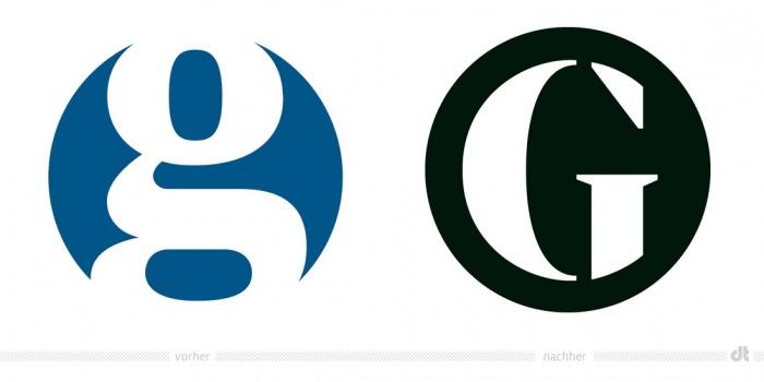 The Guardian Icon – vorher und nachher