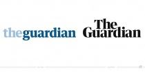 The Guardian Logo – vorher und nachher