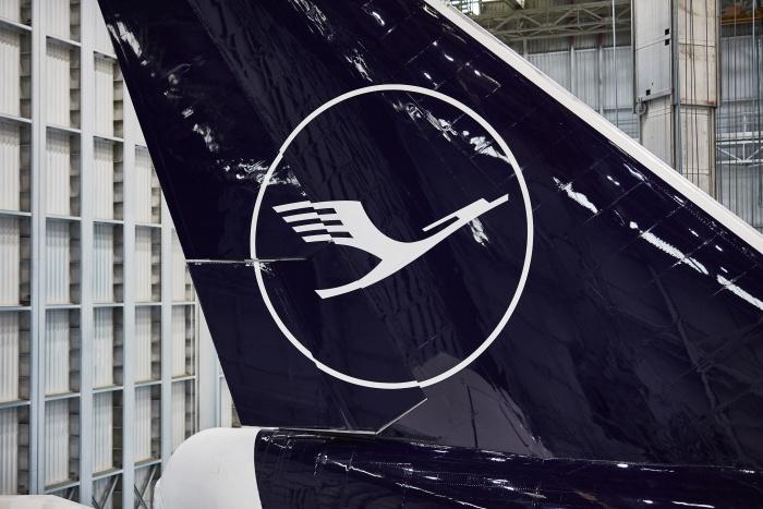 Lufthansa Design Kranich
