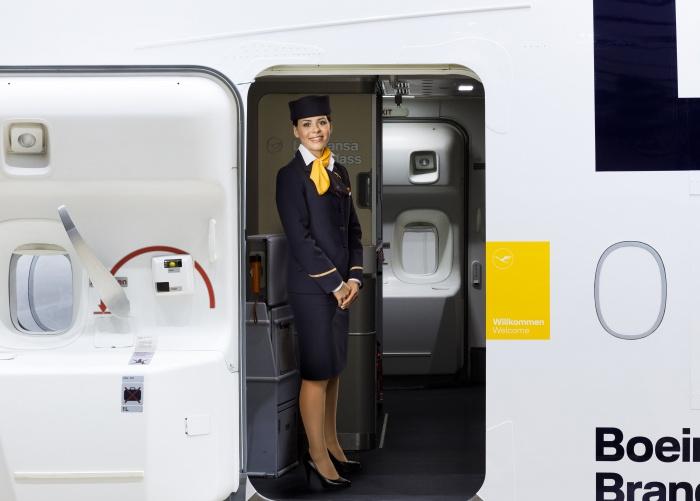 Lufthansa Design Corporate Colors