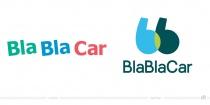 BlaBlaCar Logo – vorher und nachher