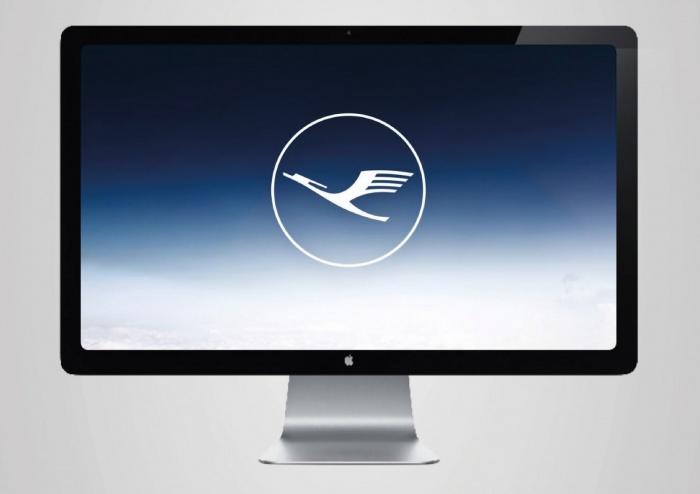 Lufthansa Design Logo