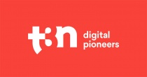 t3n Logo digital pioneers