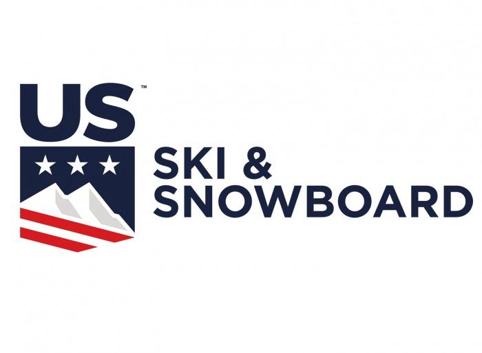 US Olympic Ski Snowboard Team Logo