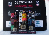 USA Olympic Team Snowboard
