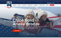 USA Ski and Snowboard Team Website