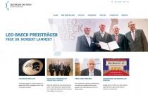 Zentralrat der Juden Website