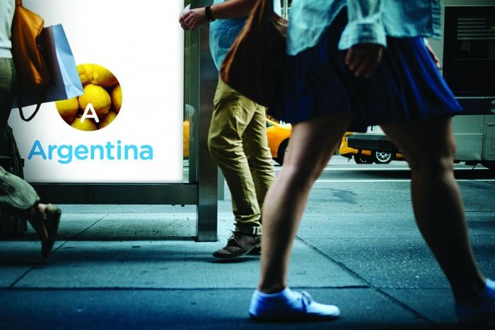 Argentina Brand Design Billboard