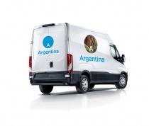 Argentina Brand Design Car