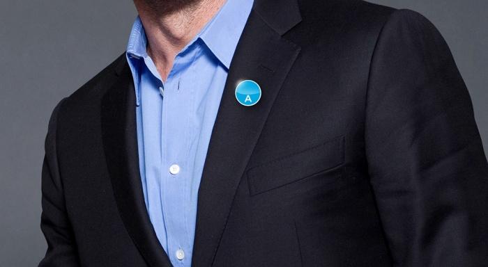 Argentina Brand Design Pin