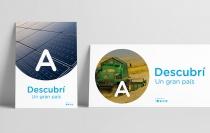 Argentina Brand Design Poster
