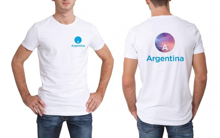 Argentina Brand Design Shirt