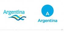 Argentina Logo – vorher und nachher