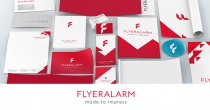Flyeralarm Corporate Design (2018)