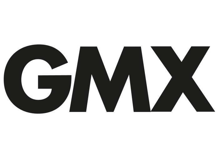 GMX Logo black