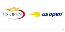 US-Open Logo – vorher und nachher