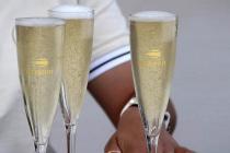 USOpen champagne