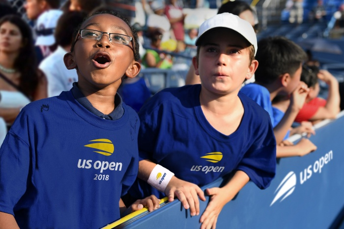 USOpen kids shirt