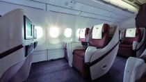 Air Italy A330-200 Interior
