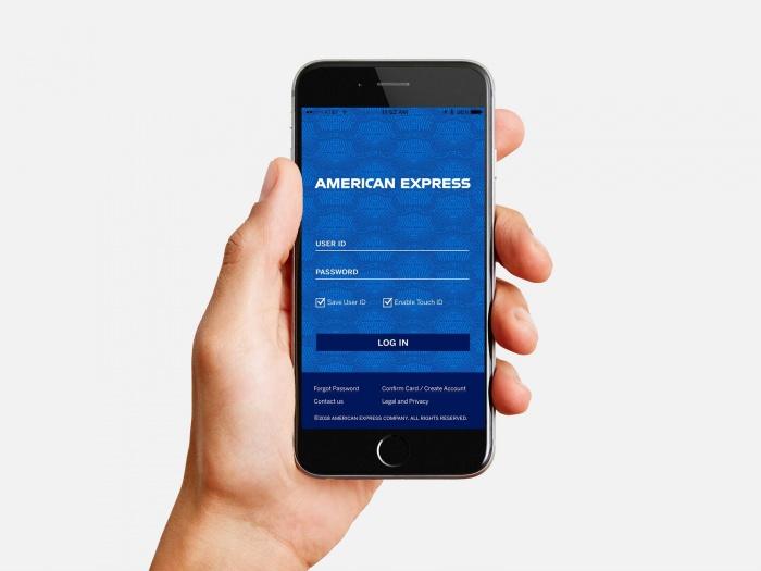American Express – Smartphone