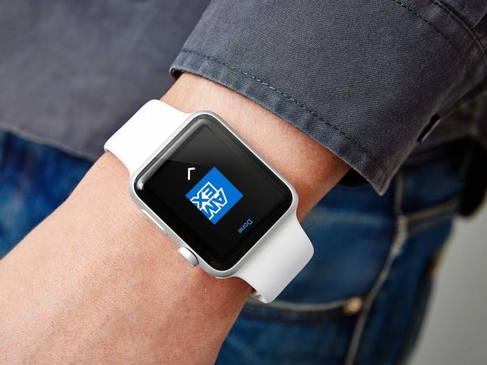 American Express – Apple Watch
