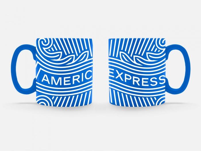 American Express – Mugs