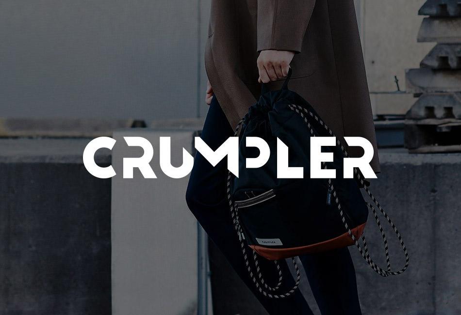 Crumpler Branding