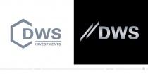 DWS Logo – vorher und nachher