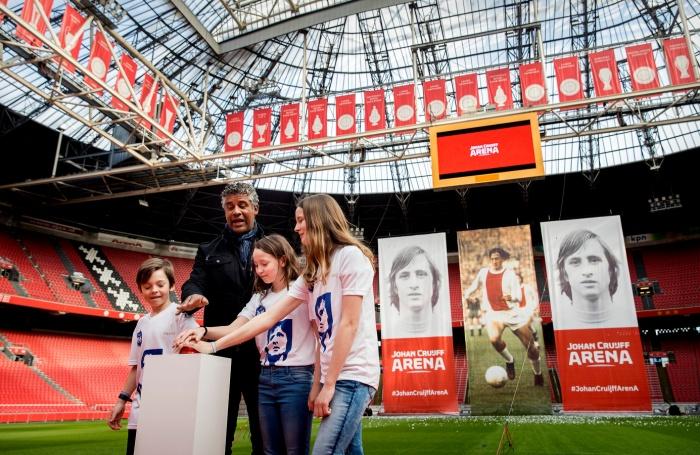 Johan Cruijff Arena © ANP