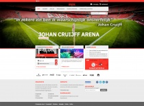 Johan Cruijff Arena Website