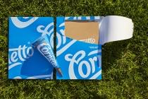 Cornetto Brand Design